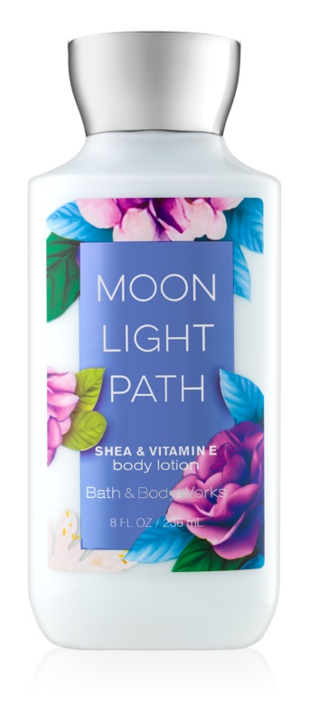 Bath & Body Works Moonlight Path leche corporal para mujer 236 ml