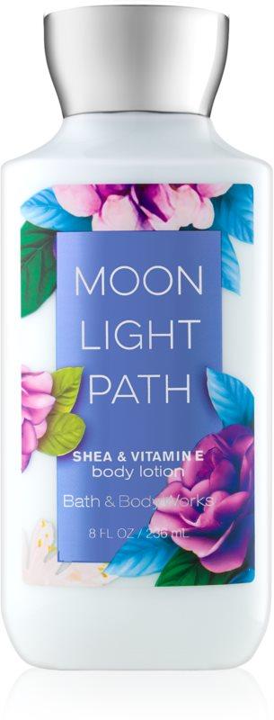 Bath & Body Works Moonlight Path telové mlieko pre ženy 236 ml