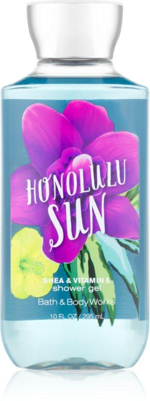 Bath & Body Works Honolulu Sun sprchový gel pro ženy 295 ml