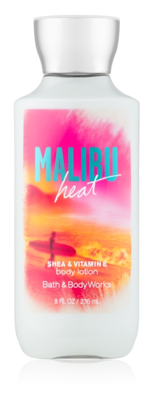 Bath & Body Works Malibu Heat lapte de corp pentru femei 236 ml