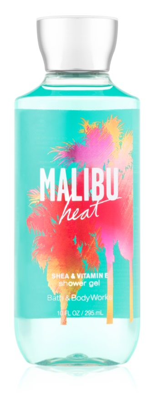 Bath & Body Works Malibu Heat gel za prhanje za ženske 295 ml