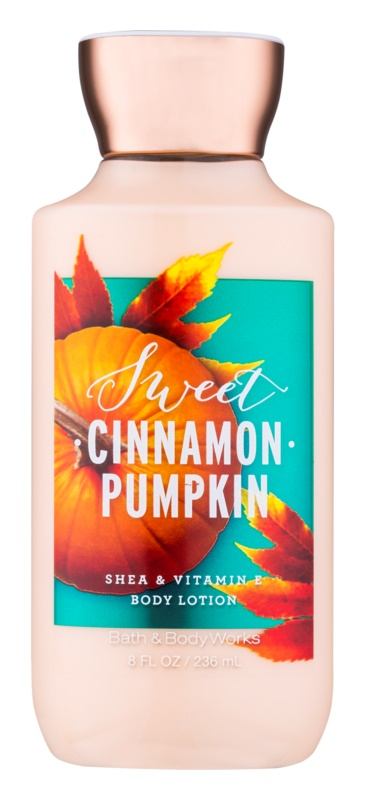 Bath & Body Works Sweet Cinnamon Pumpkin Body Lotion for Women 236 ml