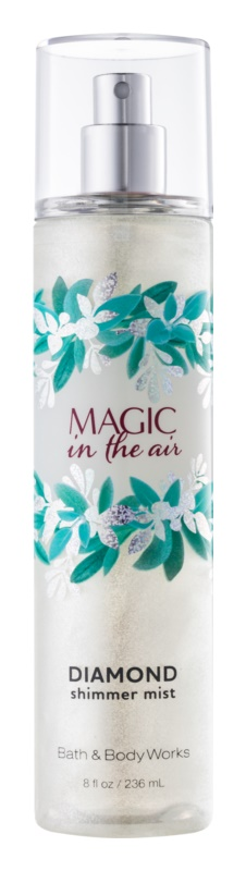 Bath & Body Works Magic In The Air Body Spray for Women 236 ml glittering