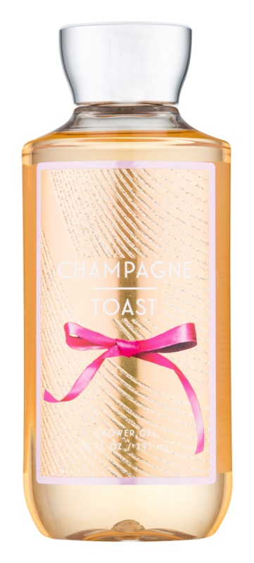 Bath & Body Works Champagne Toast gel douche pour femme 295 ml