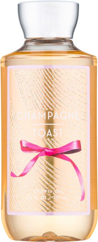 Bath & Body Works Champagne Toast gel douche pour femme 295 ml
