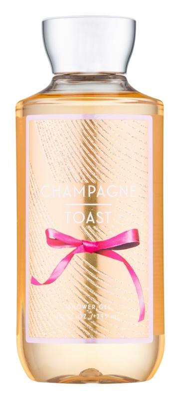 Bath & Body Works Champagne Toast sprchový gel pro ženy 295 ml