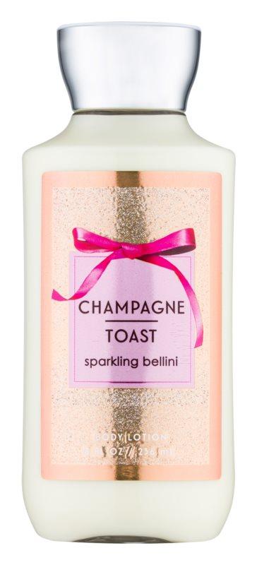 Bath & Body Works Champagne Toast Körperlotion für Damen 236 ml