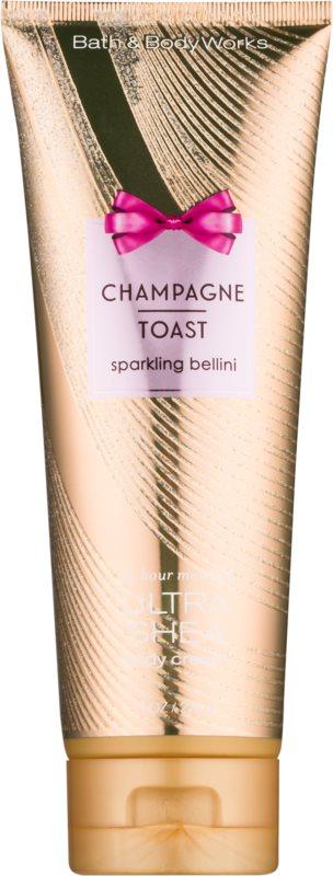 Bath & Body Works Champagne Toast Body Cream for Women 226 ml