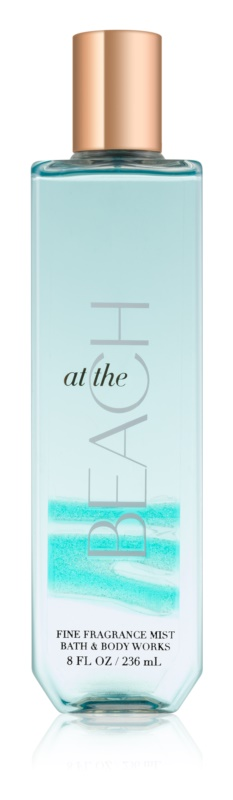 Bath & Body Works At the Beach spray corporel pour femme 236 ml