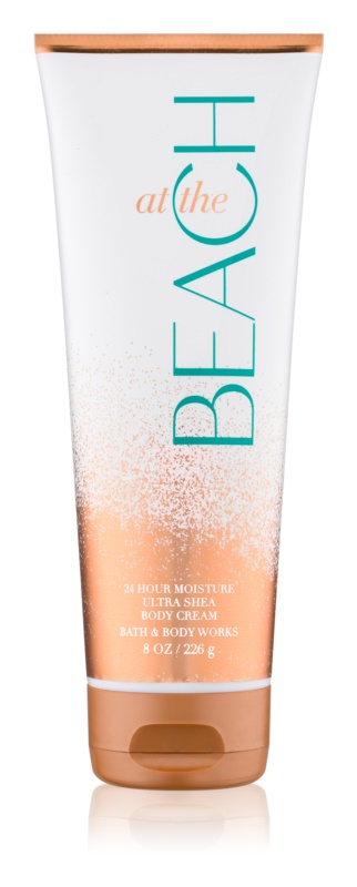 Bath & Body Works At the Beach Bodycrème voor Vrouwen  226 gr