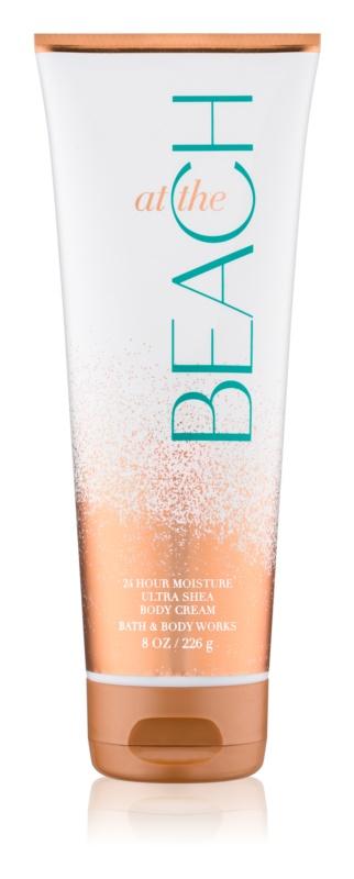 Bath & Body Works At the Beach tělový krém pro ženy 226 g