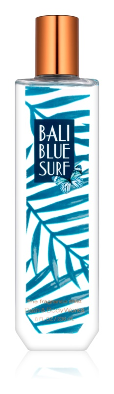 Bath & Body Works Bali Blue Surf spray pentru corp pentru femei 236 ml