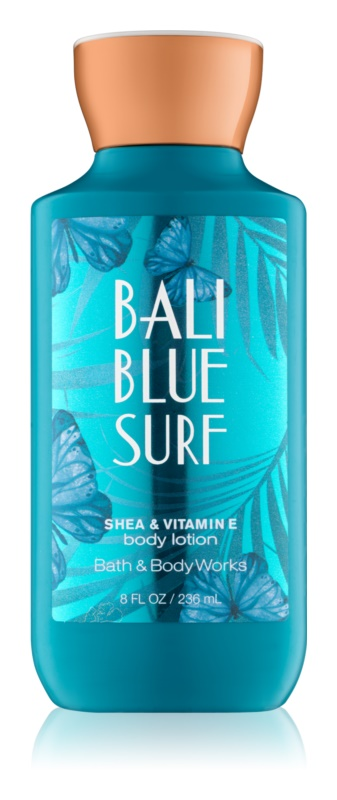 Bath & Body Works Bali Blue Surf Body Lotion for Women 236 ml