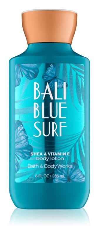 Bath & Body Works Bali Blue Surf telové mlieko pre ženy 236 ml