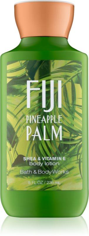 Bath & Body Works Fiji Pineapple Palm telové mlieko pre ženy 236 ml