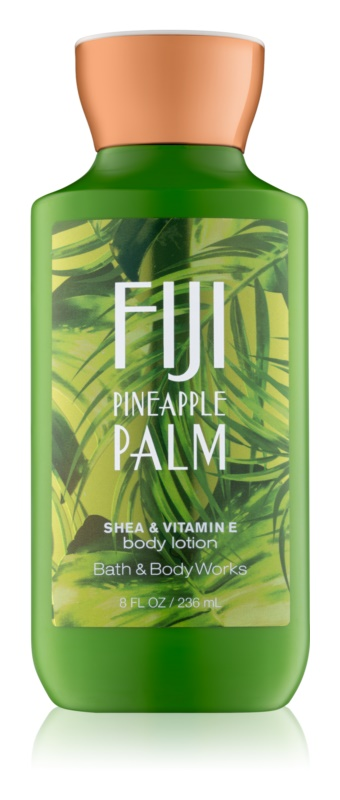 Bath & Body Works Fiji Pineapple Palm testápoló tej nőknek 236 ml