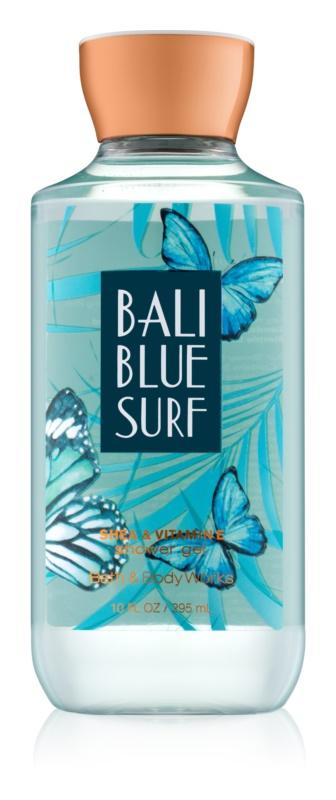 Bath & Body Works Bali Blue Surf gel douche pour femme 295 ml