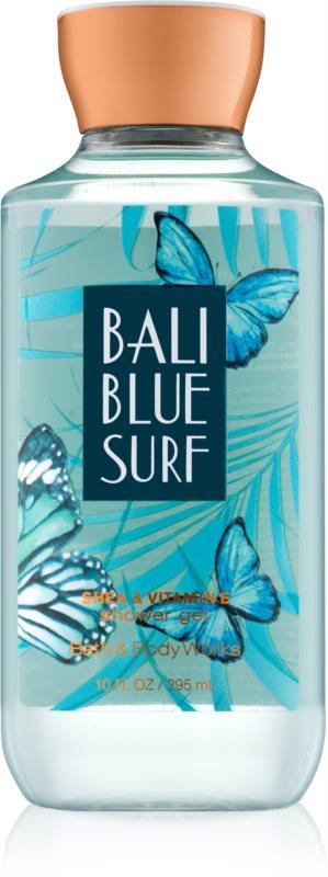 Bath & Body Works Bali Blue Surf Shower Gel for Women 295 ml