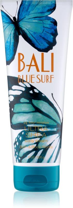 Bath & Body Works Bali Blue Surf krem do ciała dla kobiet 226 g