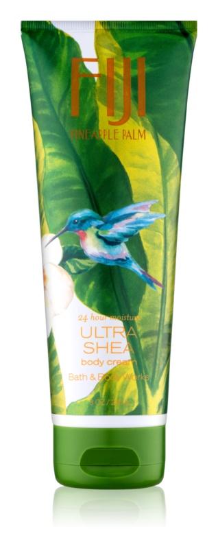 Bath & Body Works Fiji Pineapple Palm telový krém pre ženy 226 g