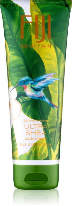 Bath & Body Works Fiji Pineapple Palm tělový krém pro ženy 226 g