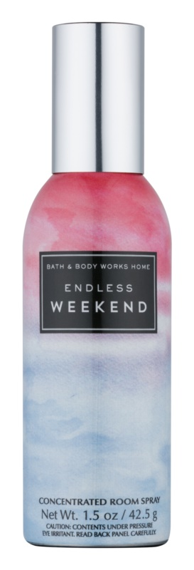 Bath & Body Works Endless Weekend bytový sprej 42,5 g