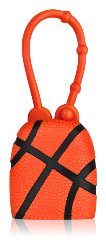 Bath & Body Works PocketBac Basketball Silicone Hand Gel Packaging