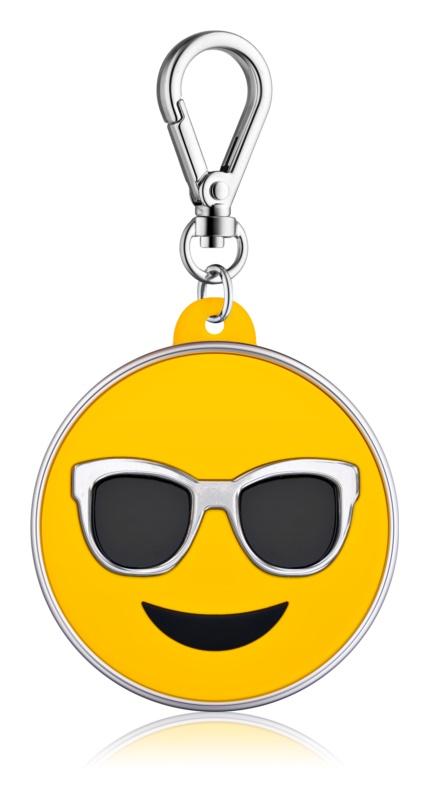 Bath & Body Works PocketBac Sunglasses Emoji housse de silicone pour le gel pour les mains