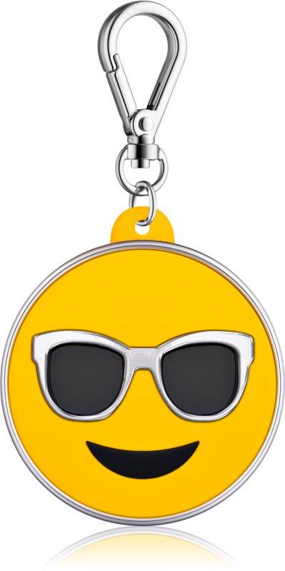 Bath & Body Works PocketBac Sunglasses Emoji szilikon kézfertőtlenítő gél csomagolás