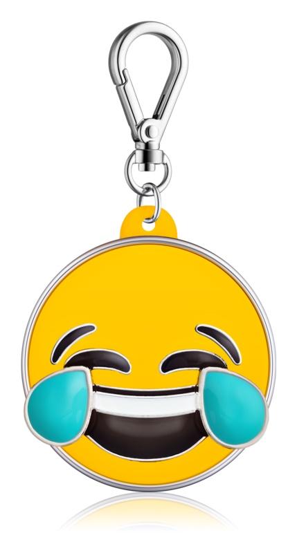 Bath & Body Works PocketBac Tears of Laughter Emoji silikónový obal na antibakteriálny gél