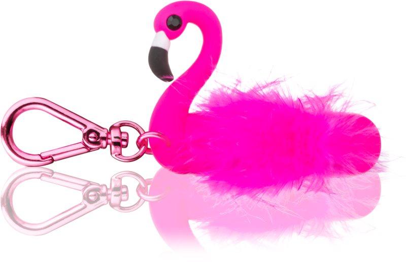 Bath & Body Works PocketBac Flamingo Band embalagem de slicone com gel antibacteriano