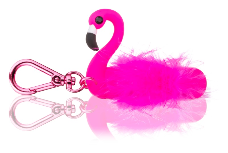 Bath & Body Works PocketBac Flamingo Band funda de silicona para gel antibacteriano