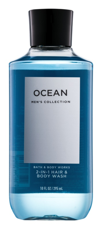 Bath & Body Works Men Ocean Douchegel voor Mannen 295 ml