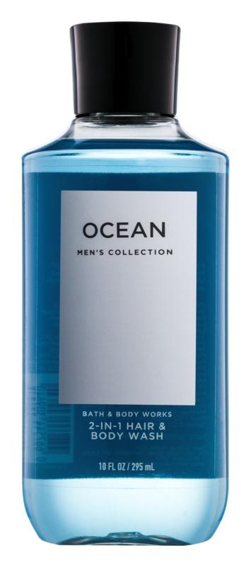 Bath & Body Works Men Ocean żel pod prysznic dla mężczyzn 295 ml