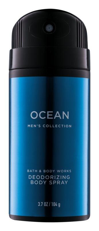 Bath & Body Works Men Ocean Deo Spray for Men 104 g