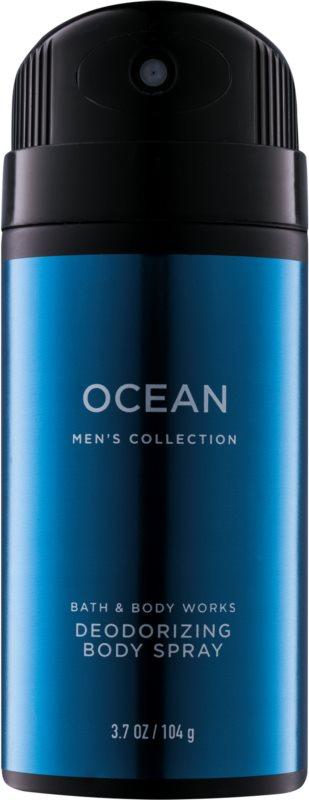 Bath & Body Works Men Ocean dezodorant w sprayu dla mężczyzn 104 g