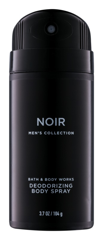 Bath & Body Works Men Noir deospray per uomo 104 g