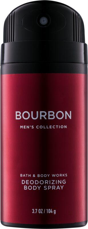 Bath & Body Works Men Bourbon deospray pre mužov 104 g