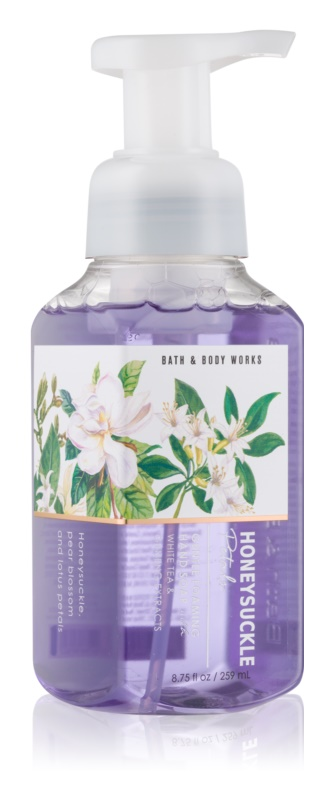 Bath & Body Works Honeysuckle Petals penové mydlo na ruky