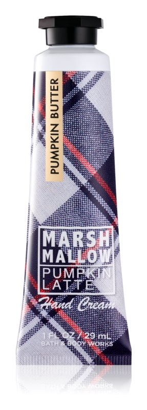 Bath & Body Works Marshmallow Pumpkin Latte crema de maini