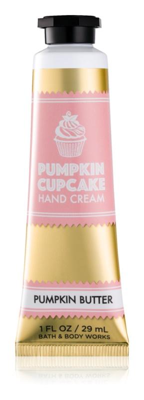 Bath & Body Works Pumpkin Cupcake crema de maini