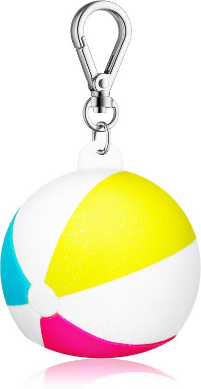 Bath & Body Works PocketBac Beach Ball Silicone Case for Hand Sanitizer Gel