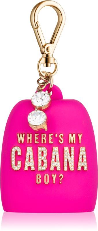 Bath & Body Works PocketBac Where's My Cabana Boy? silikonski držač za gel za ruke