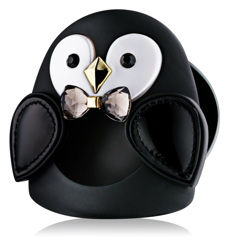 Bath & Body Works Perfect Penguin suporte para ambientador de carro   suspenso