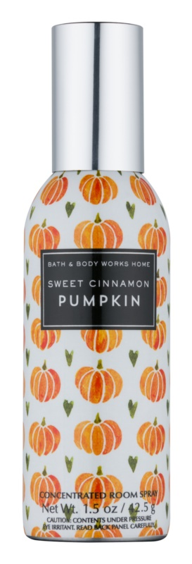 Bath & Body Works Sweet Cinnamon Pumpkin odświeżacz w aerozolu 42,5 g
