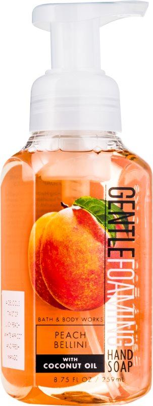 Bath & Body Works Peach Bellini pjenasti sapun za ruke