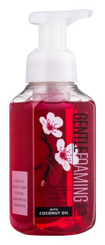 Bath & Body Works Japanese Cherry Blossom mydło w piance do rąk