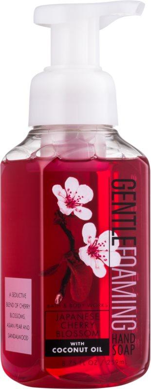 Bath & Body Works Japanese Cherry Blossom savon moussant pour les mains