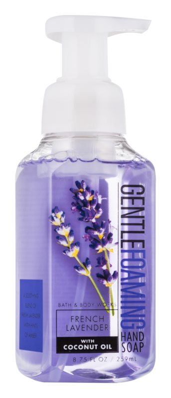 Bath & Body Works French Lavender Schaumseife zur Handpflege