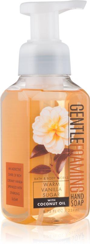 Bath & Body Works Warm Vanilla Sugar Schaumseife zur Handpflege